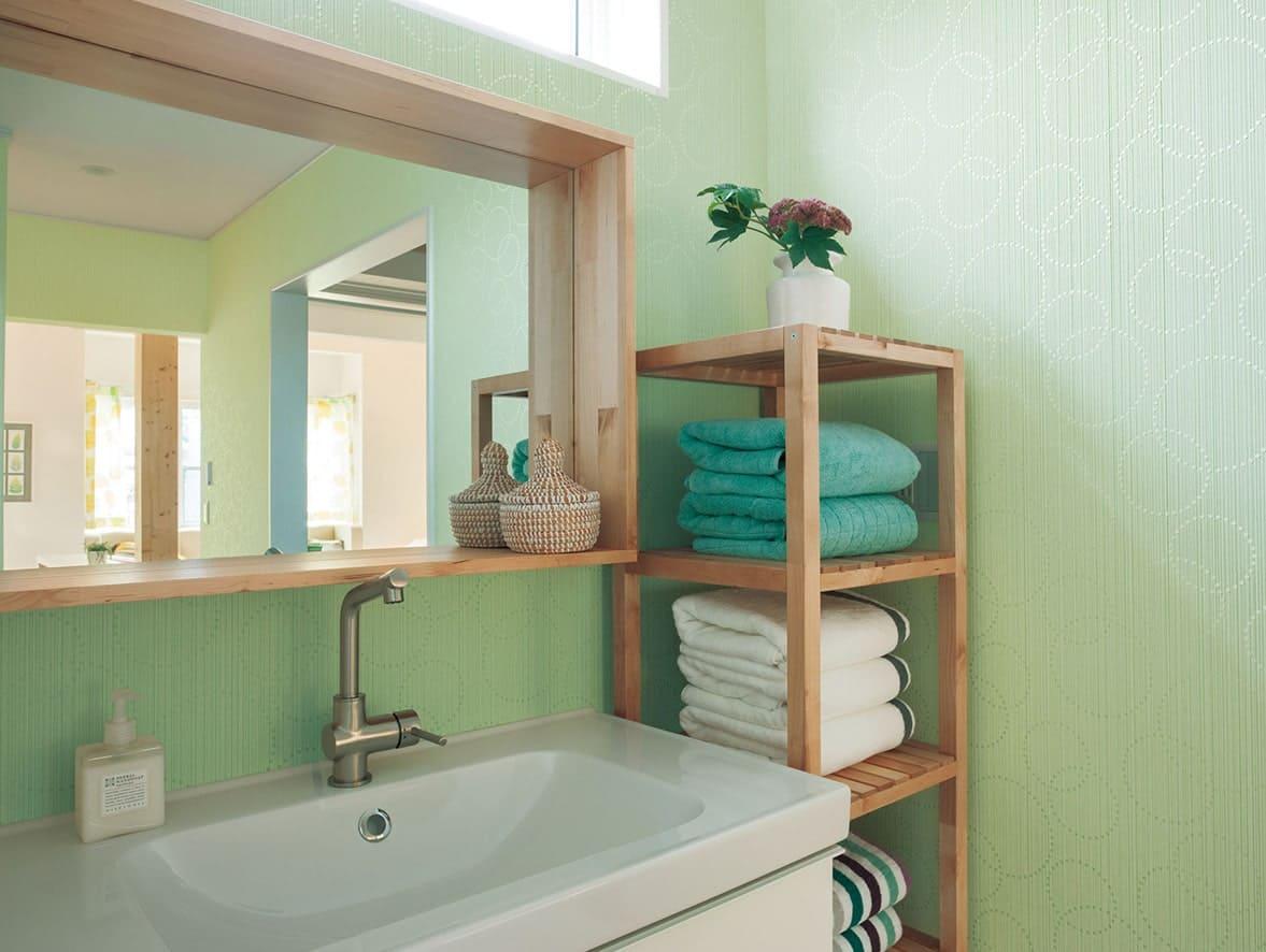 decal dán tường phòng tắm không thấm nước nhập khẩu nhật bản