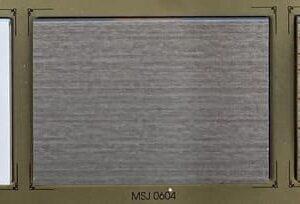 bảng màu mành gỗ dương cầm 50mm