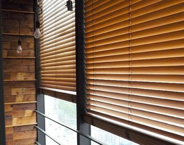 Rèm gỗ đoạn Mỹ Grace Home MSJ 803
