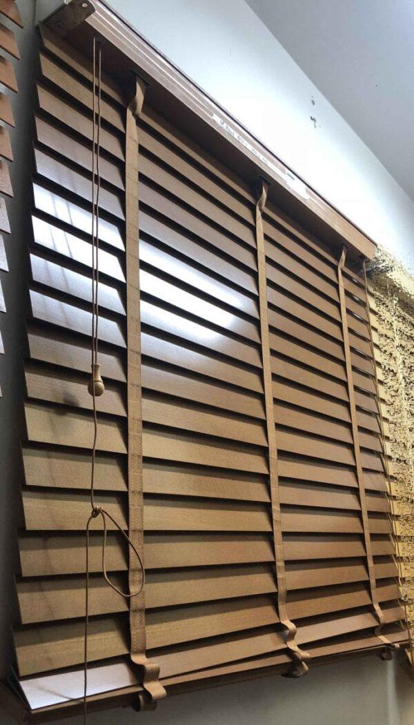 Rèm gỗ đoạn Mỹ Grace Home MSJ 805