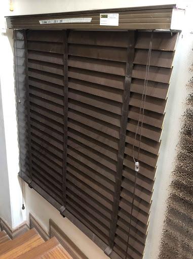 Rèm gỗ đoạn Mỹ Grace Home MSJ 807