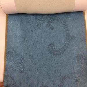 mẫu rèm vải vân hoa HH02