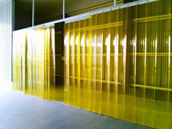 rèm nhựa PVC PVC04