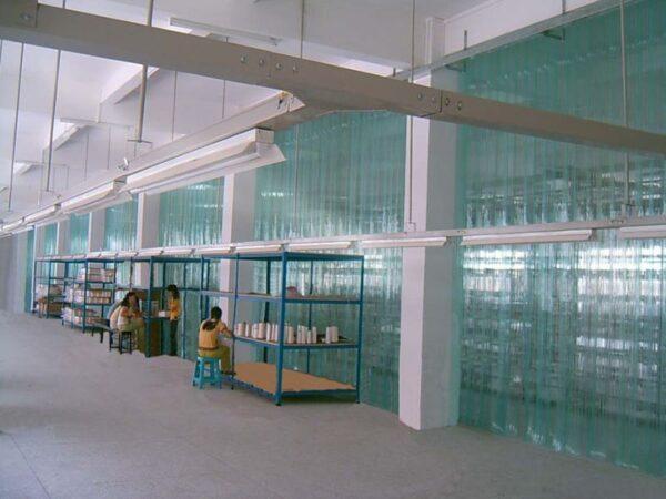 rèm nhựa PVC PVC05