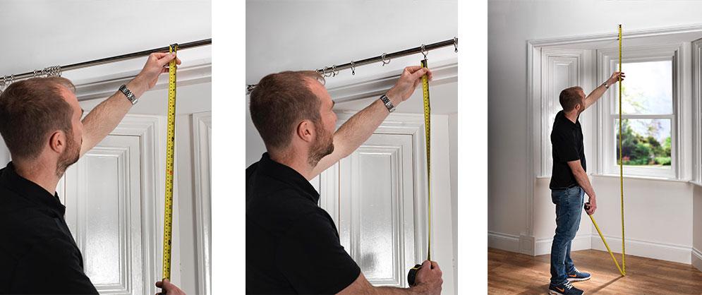 tại sao cần biết cách đo rèm cửa