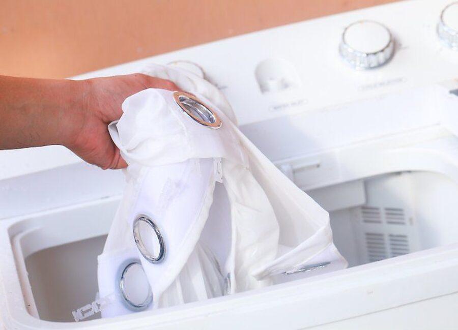 giặt khô rèm